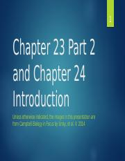 Chapter 23 part 2 and 24.pptx