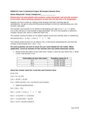 math 133 unit 2 ip