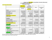 Governmental Sample Financial Statements