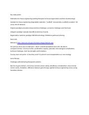 Tissue Engineering and Gene Therapy Study Guide (1).docx