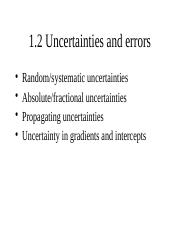 1.2 Uncertainties and errors.pptx