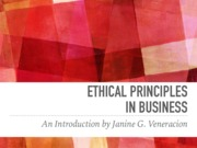 Ethical Principles in Business - pdf