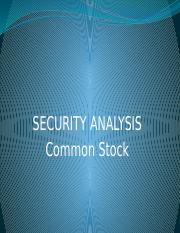 T7 Security  Analysis- Common Share.pptx