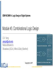 mod05_CombinationalLogicDesign