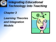 Integrating Educational Technology into Teaching3