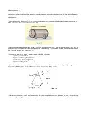 TakeHomeQuiz#1 - Fluid Mechanics  (ELE142).docx