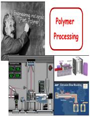 Materials Processing (Polymer) - Part 3.pdf