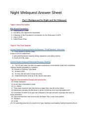Night Webquest Answers.docx - Night Webquest Answer Sheet ...