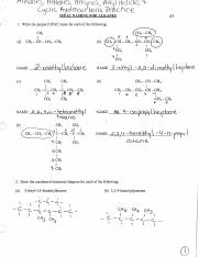 Hydrocarbons, Cyclic Hydrocarbons and Alkyl Halide Practice Package Solutions (1).pdf