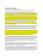 Campbell - Retirement in Japan (annotated)