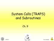 11_Traps_Service_Routines