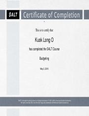Budgeting_Certificate