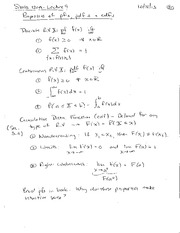Handwritten Lecture Notes 9