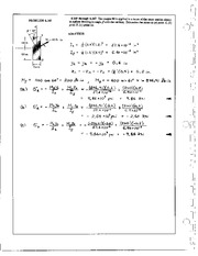 406_Mechanics Homework Mechanics of Materials Solution