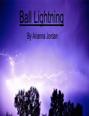 The Study of Ball Lightning.pdf