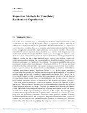 10. Regression Methods for Completely Randomized Experiments.pdf