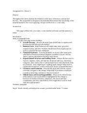 Outline - Assignment Two_QSnively.docx