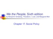 Section3-Social Policy