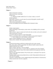 review sheet 4exam1 1 2 Government- unit 1 test (chapters 1-4) this is a friendly, fun, and helpful way for you to study for the first exam of the semester.