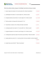 worksheet3key