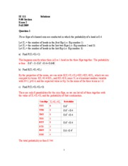 IE111_F09_Exam2a_solutions