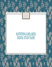 SCI 228 Nutrition & Wellness Digital Study Guide.pptx