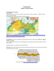 NorthAfrica and SAHEL NOTES.pdf