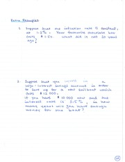 CHE 120 Intermediate Value Theorem & Discontinuous Functions Notes