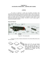 5-14 Woodwork Operations - Jointing and Planing.pdf