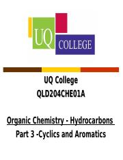 21c Cyclics and aromatics(1)