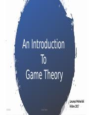 game theory.pptx