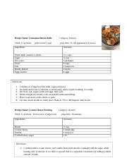 Recipe Name cinnamon raisin rolls.docx