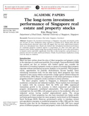 The long-term investment