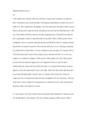 SPAN 295 Notes Part 11
