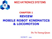 1. Chapter 1 - Review Mobile Robot Kinematics