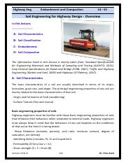 Lec 10 11 Highway Eng -  Soil Classification and Compaction.pdf
