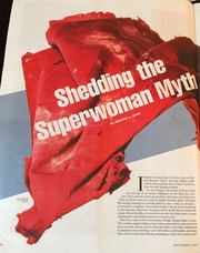 [Spar] Shedding the Superwoman Myth