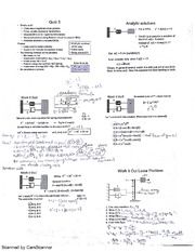 Lecture 12 Analytic Solutions (student work)