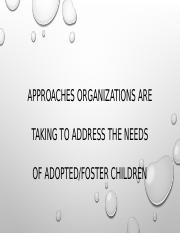Adoption FOster CAre