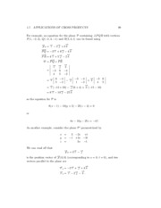 Engineering Calculus Notes 111