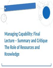 Managing_Capability_Final_Lecture_summary_and_Overview__2014_.pptx