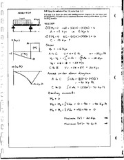 532_Mechanics Homework Mechanics of Materials Solution