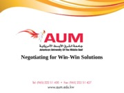 L7. Negotiating for Win-Win solutions.pptx
