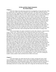 Of mice and men book review essay