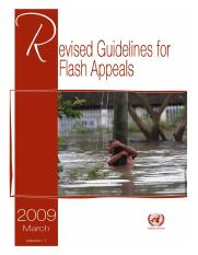 Guidelines for Flash Appeals.doc