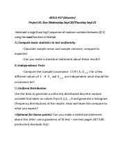 EE511-F17 Project #1 Probability and random number generators .pdf