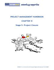 PMH_6_151215_Project_closure.pdf