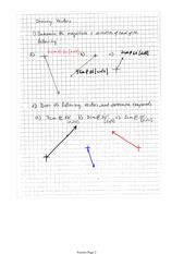 PHYS 11 Drawing Vector Notes