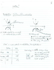 PHYS 507 Lecture 7 Notes