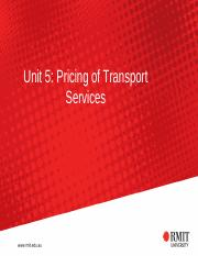 U5 I Pricing of Trans Services for Week7.pdf